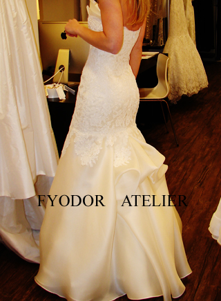 Cleveland Bridal Dresses Client - Cleveland Bridal Shop, Cleveland Weddings
